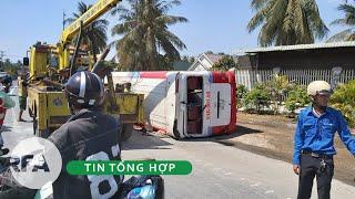 Tin tổng hợp RFA | 29 Tết: 23 người chết vì tai nạn giao thông