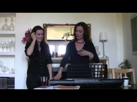 Bel Canto singing lesson - vocalizes and opera sneak peek.