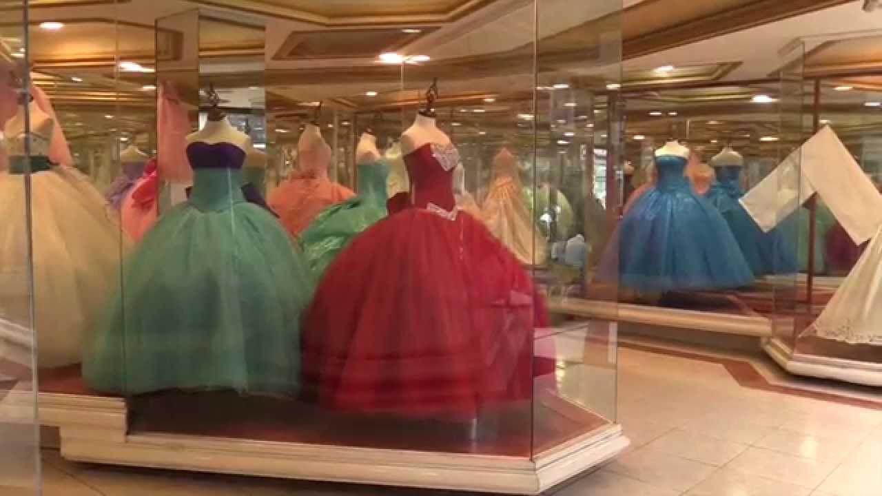 50cde8260 Vestidos para XV años - YouTube