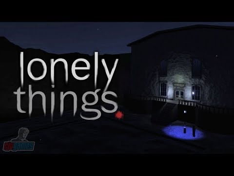 Lonely Things Demo | Strange Indie Horror Game | PC Gameplay | Let's Play Walkthrough