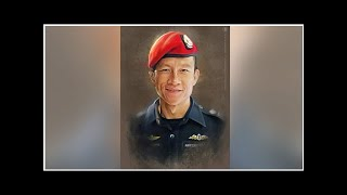 'Rest well': Final farewell to former Thai Navy SEAL Saman Gunan