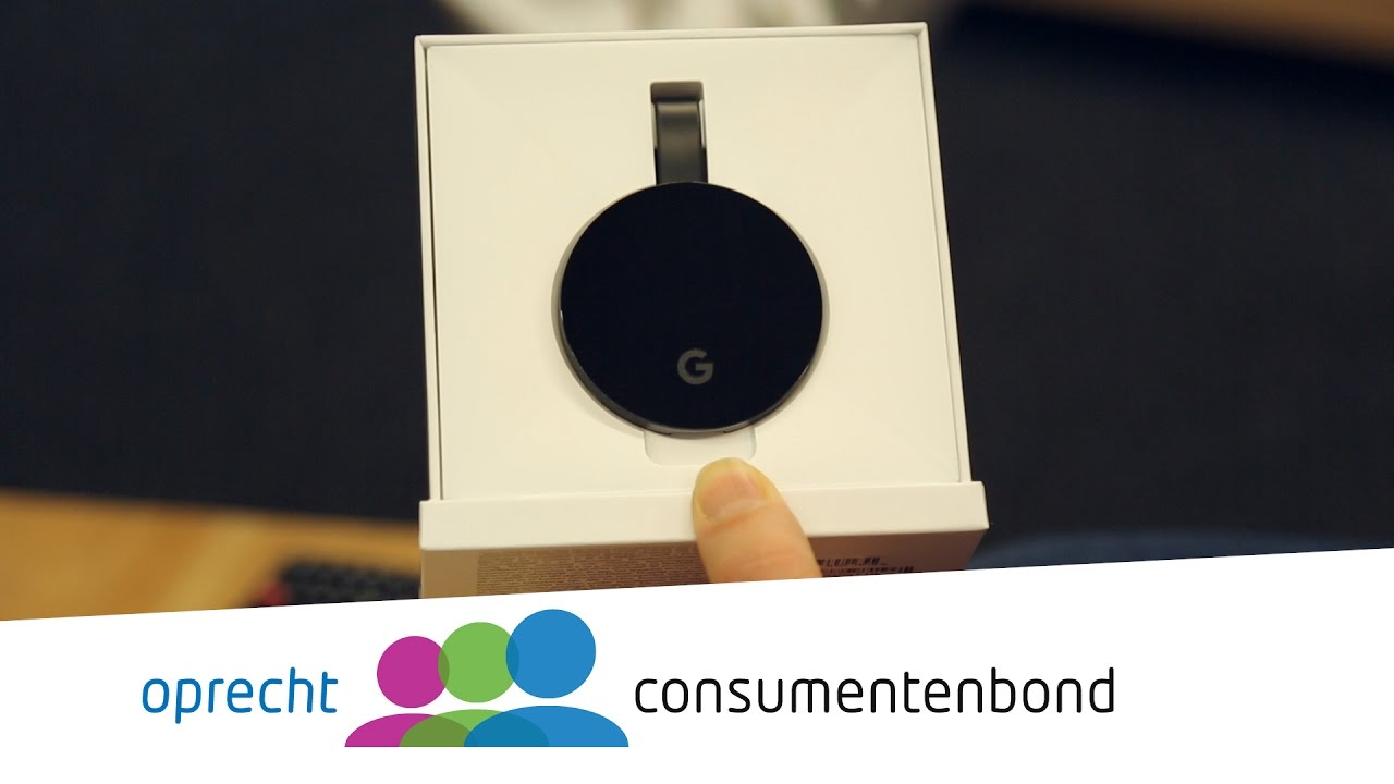 Google Chromecast Ultra - Review (Consumentenbond)
