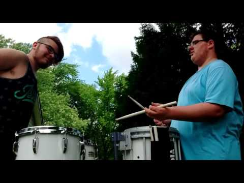 DnK. Quad & Snare Cadence