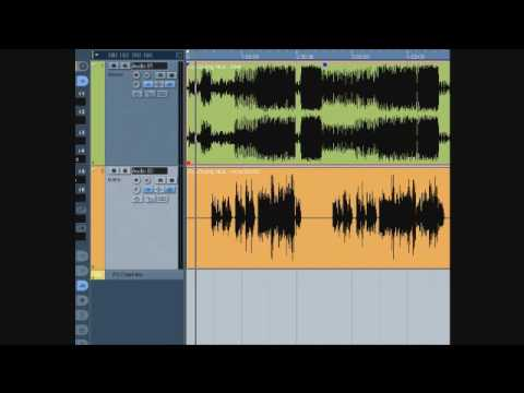 Mix Music with Nuendo (Vietnamese) Part 6/7