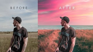 How To Edit Awesome Photo Manipulation - PicsArt Tutorial | Changing Background