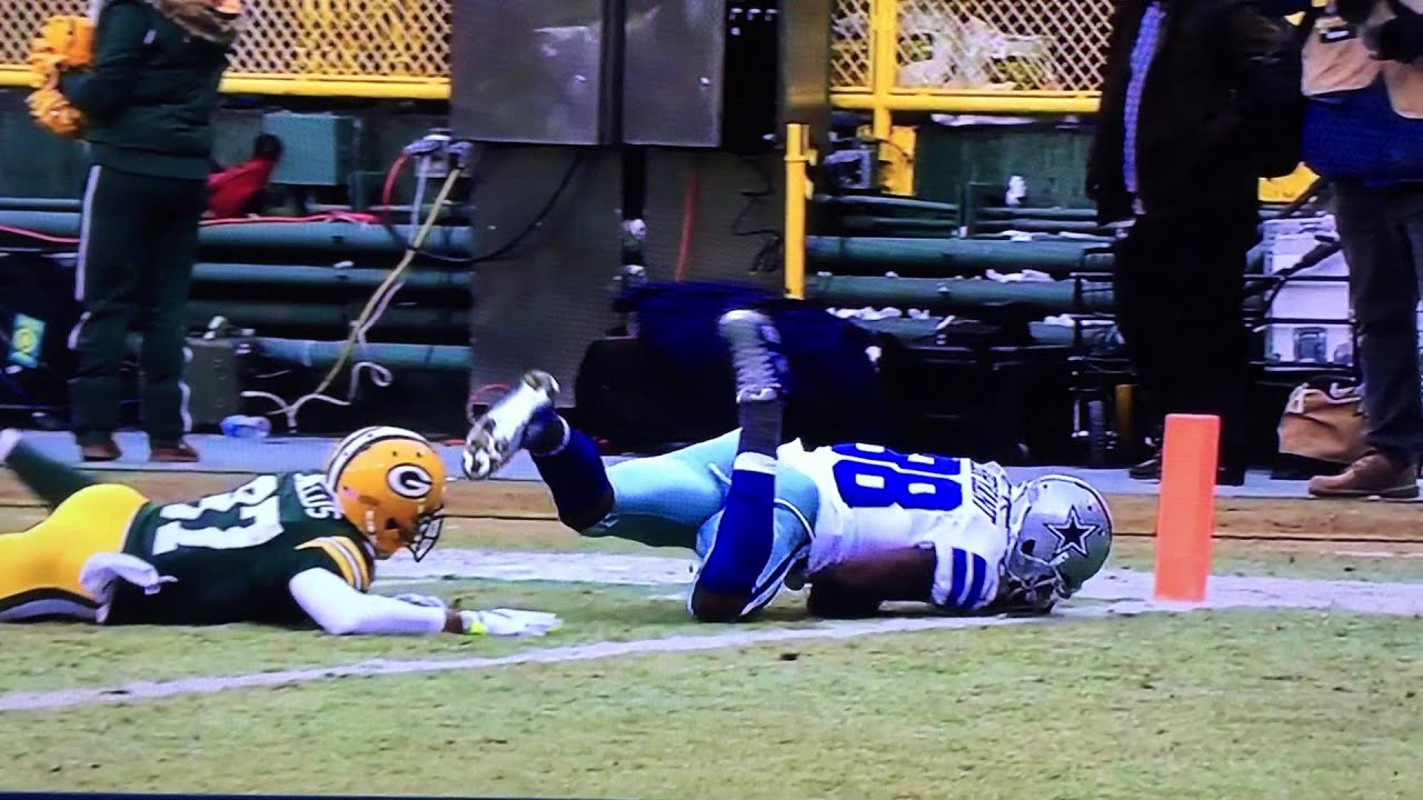 Dez Bryant Catch Reversed Cowboys At Packers