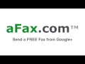 Send a Free Fax Using Your Google Gmail Account aFax.com