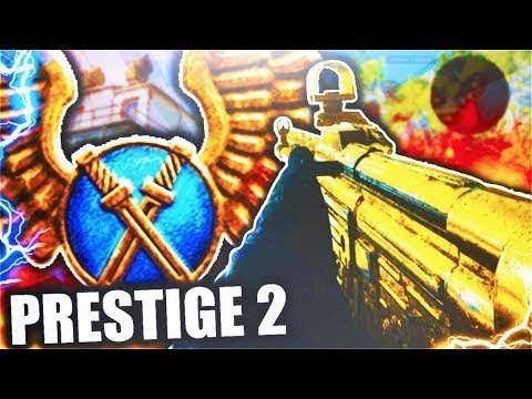 Call of Duty: WWII - Second Prestige & Stats (Race to Prestige)