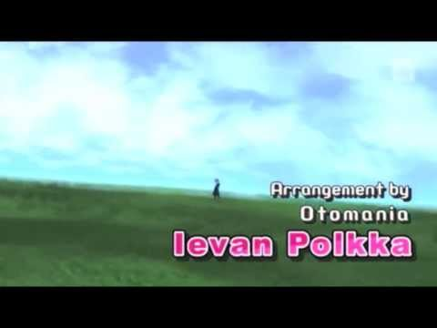 Kaito- Ievan Polkka (Project Diva)