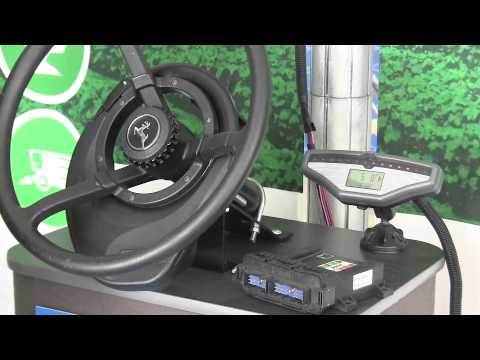 Ag Leader's New OnTrac3 Assisted Steering System