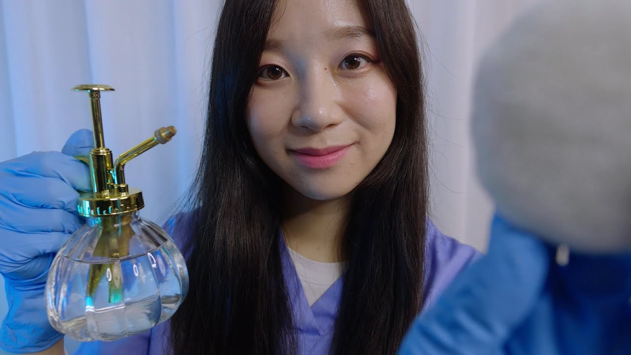 Download Treating Your Wounds & Basic Checkup With Wrong Tools😊 ASMR