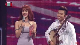 Trung Lương đàn nguyệt bài Nova - Vietnam's Got Talent 2016