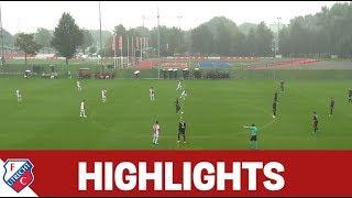 HIGHLIGHTS   Oefenwedstrijd Ajax - FC Utrecht