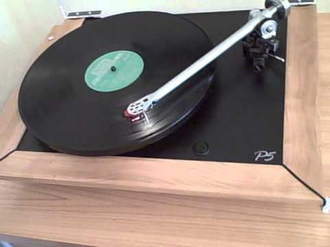 Rolling Stones, All Over Now played on a Rega p5 Record deck