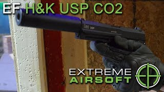 Extreme Review: Elite Force H&K USP CO2