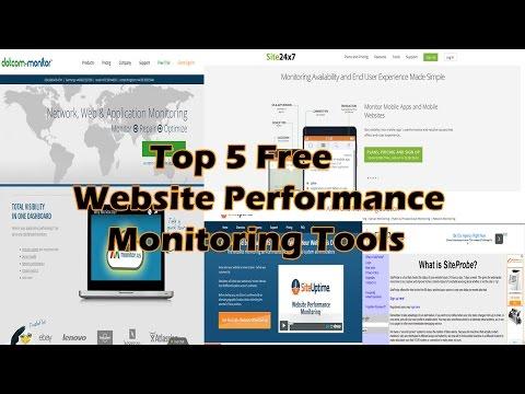 Top 5 Free Website Monitoring Tools - Website Monitoring Tools- Website Monitoring Software