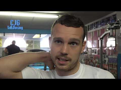 "Sean Mcgoldrick : ""I would fight for title tomorrow"""