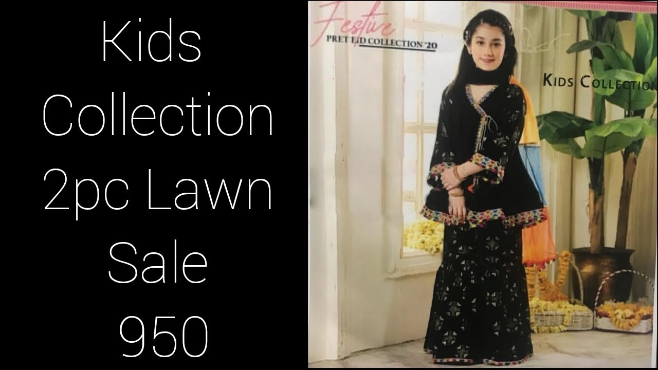 Kids collection 2 PC wholesale Price 950 | Market in Pakistan