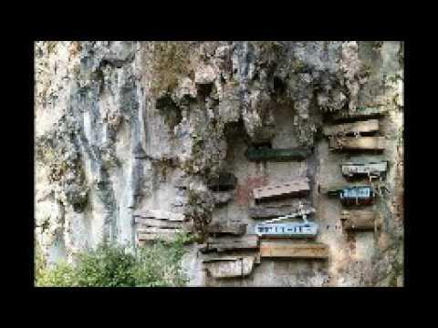The Hanging Coffins  # Sagada # Philippines