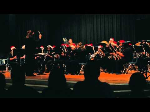 Santa at Symphony - Granbury Middle School Symphonic Band