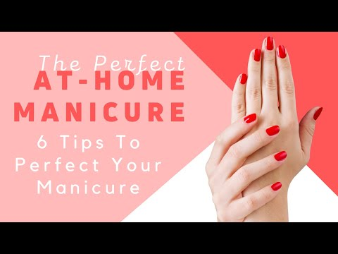 Emma Beauty Tips For The Perfect Athome Manicure