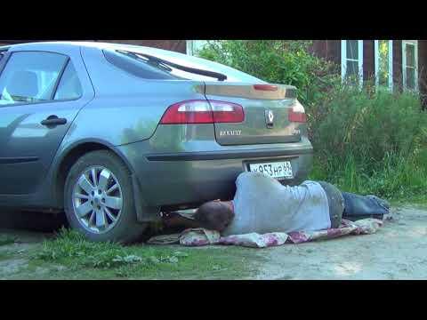 Дороги уничтожают автомобили / Бологое