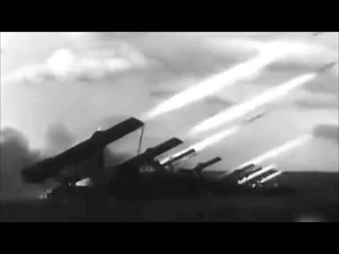 Символы Победы: установка залпового огня БМ-13 \