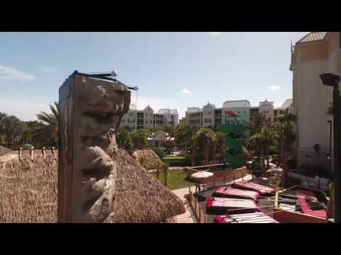 High Action Adventure Park At Calypso Cay Resort