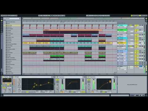 Producing A Trance Track Start To Finish