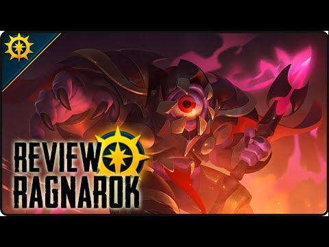 RAGNAROK (LV 100) REVIEW - FALTAN LIBROS - Monster Legends