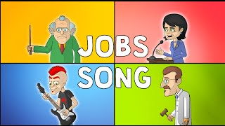 Jobs song | what do you want to be?