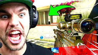 SkyRRoZ VS HACKER !! (Call of Duty: Black Ops 2)