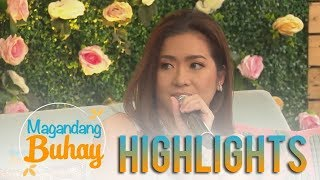 Magangdang Buhay: Angeline recalls when she first met her biological mother