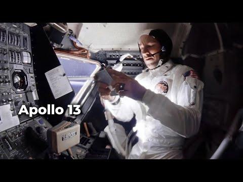 Apollo 13: 'Houston, We've Had a Problem'