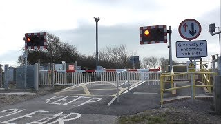 Normans Bay Level Crossing