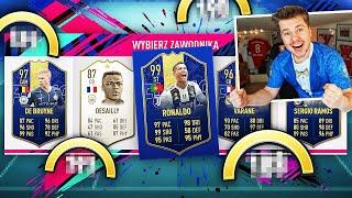 MÓJ REKORD DRAFTU!  🔥  FIFA 19