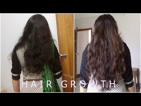 One Simple Trick about Hair Growth You Won't Believe - Before and After Transformation - 동영상