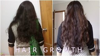 One Simple Trick about Hair Growth You Won't Believe | Before and After Transformation