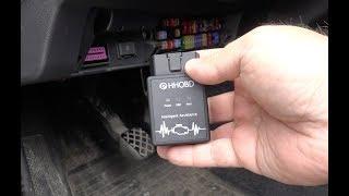 Diagnostická zásuvka automobilu
