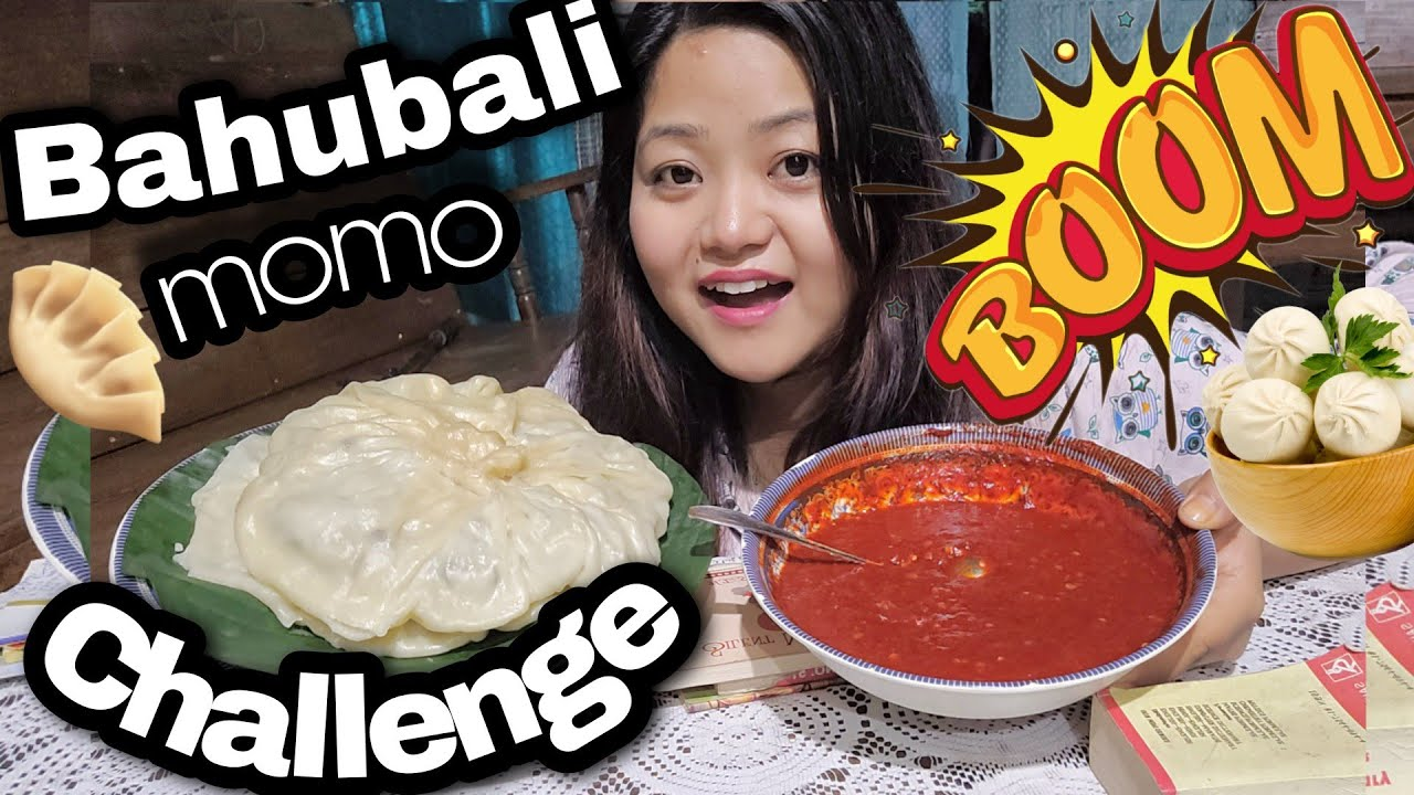 Download Cooking and eating  Giant momo 🥟/ Bahubali momo challenge / 🥟🥟 momos eating  competition /pooh vlogs