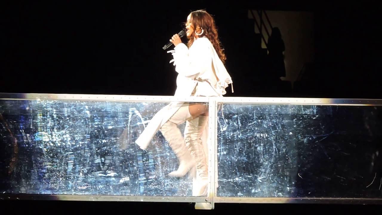 Rihanna san siro milano 2016