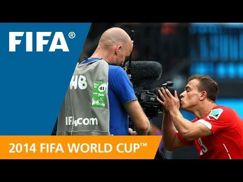 FWC 2014 - Honduras v Switzerland - International Sign Highlights