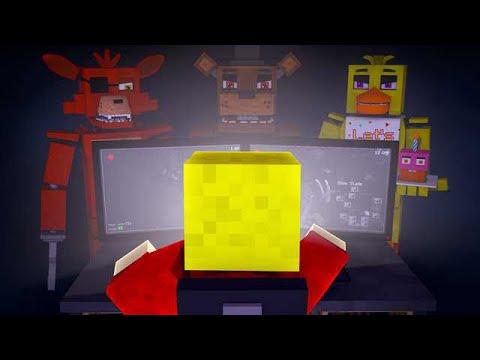 PIZZARIA DO FNAF ! Minecraft