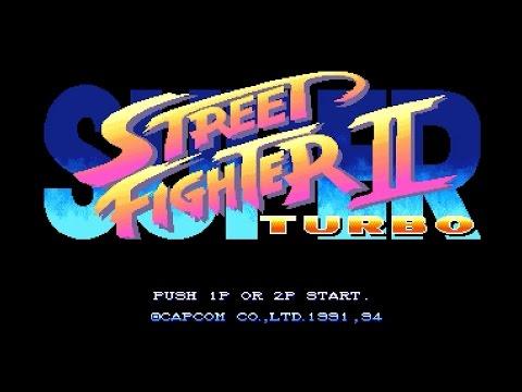 [6/8] 激ムズ80分 連続拘束鬼無間地獄(AC海外版) - SUPER STREET FIGHTER II Turbo
