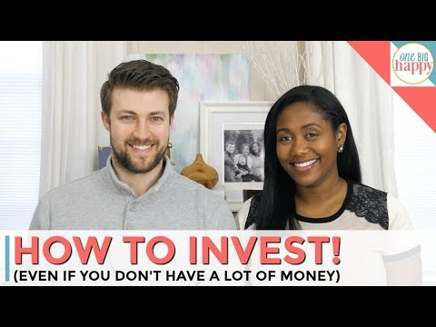 Investing for Beginners : How to Invest With Little Money Part 1