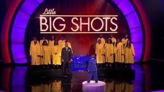 Little Big Shots - Amazing Choir Conducting Kid Episode Highlight