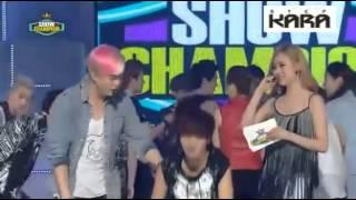 120717 Show Champion - No. 1 + Encore