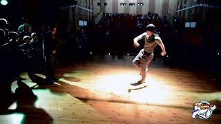 Ken Guru vs Johnny Fox | Finał Bboying Old 1vs1 - Wschodnia Bitwa vol. 1