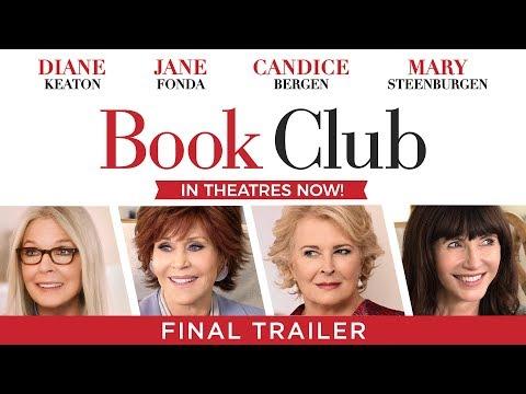 Tráiler de Book Club con Diane Keaton y Jane Fonda