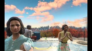 Fallout4 Вступление - какие выбрать навыки в начале игры - основы управления